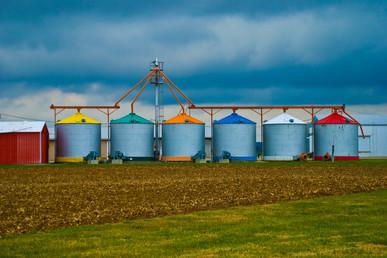 Grain Silos - Chilicothe, OH