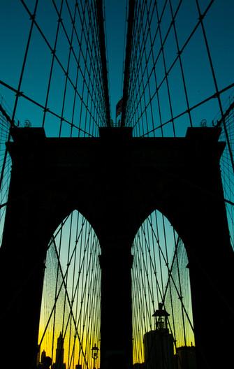 Brooklyn Bridge - Brooklyn, NY
