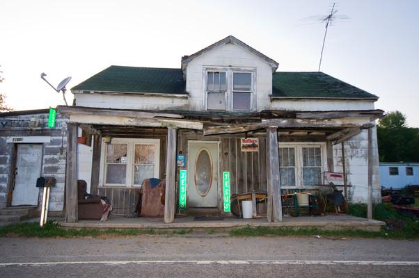 Old House - Coalton, OH