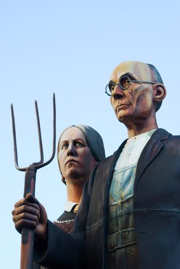 Outdoor Sculpture - Chicago, IL