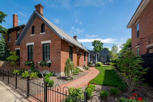 German Village Home