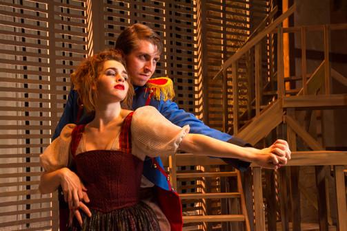 Otterbein Theater Production of Les Misérables