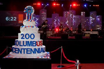 Columbus Bicentennial Celebration