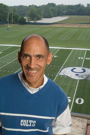 Tony Dungy - Indianapolis Colts