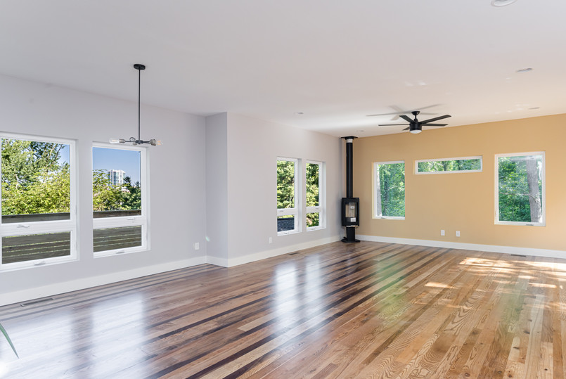 Living/ Dining space