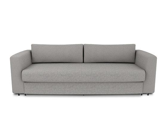 Sleep Seat Gray - Sofacama matrimonial