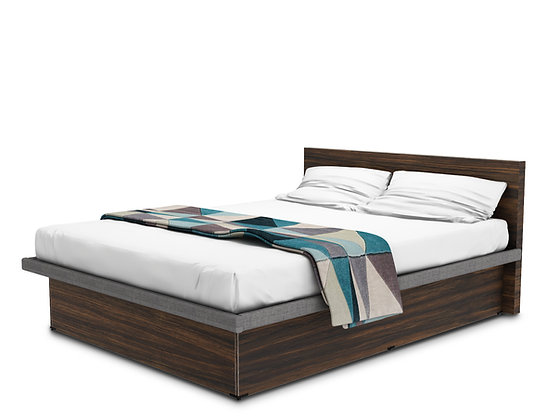 Coffer Bed Tzalam Touch