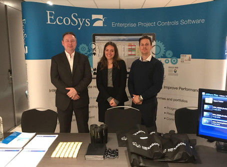 EcoSys - Hexagon PPM Sliver Sponsor