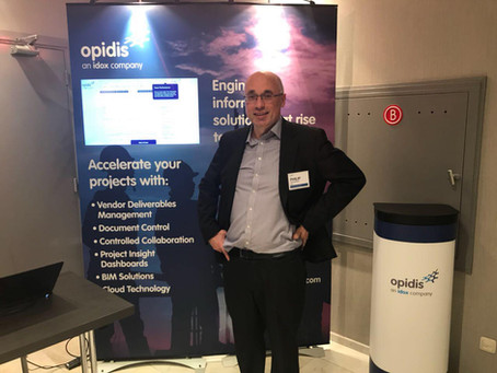 Opidis Delivering cost savings for Owner Operators and EPCs throughout the asset lifecycle.