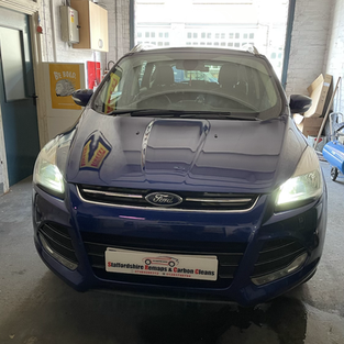 FORD KUGA ECU TUNE