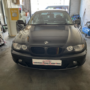 BMW 3  SERIES STAGE 1  ECU TUNE