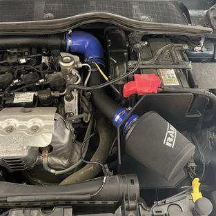 FORD FIESTA RAM- AIR INDUCTION KIT FITTED