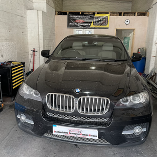 BMW X6 ECO Mp with dpf and swirl flap solution