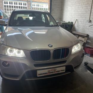 BMW X3 ECU TUNE EGR SOLUTION