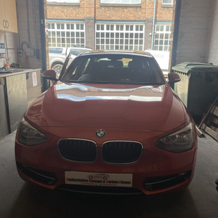 BMW 1 SERIES STAGE 1 ECU UPGRADE