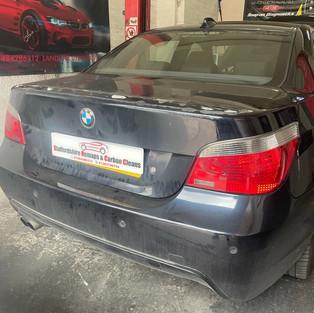 BMW 5 SERIES REMAP DPF CLEAN