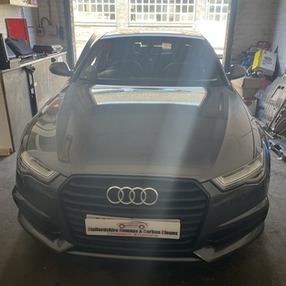 AUDI A6 ECU STAGE 1 TUNE