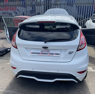FORD FIESTA ST RETURNED TO STOCK