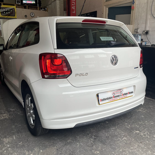 VW POLO STAGE 1 TUNE