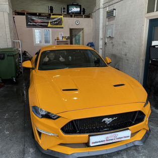 FORD MUSTANG 2019 ECU STAGE 1 TUNE
