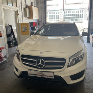 MERCEDES GLA STAGE 1 TUNE