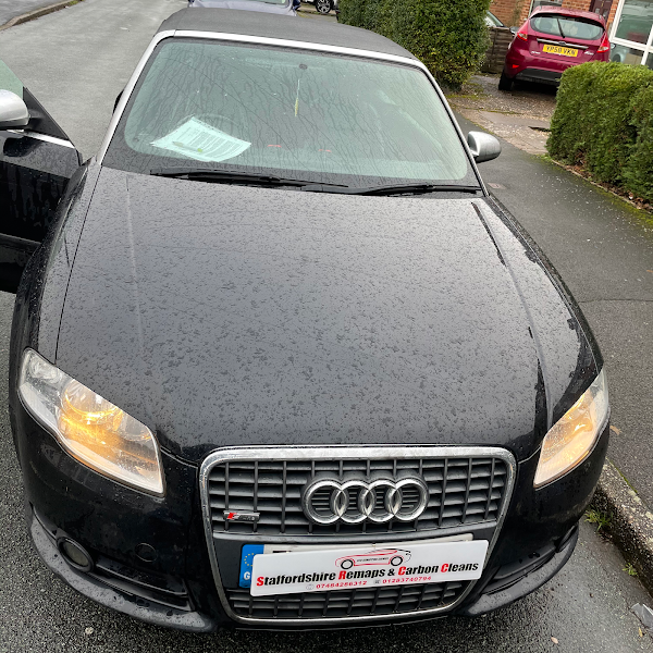 Audi Remap Car