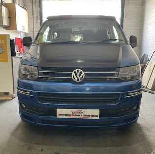 VW TRANSPORTER ECU TUNE