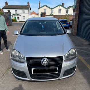 VW GOLF DPF AND EGR SOLUTIONS