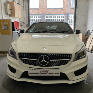 MERCEDES CLA 250 ECU TUNE