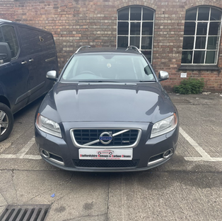 Volvo v70 eco map with dpf solution