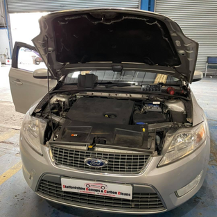 FORD MONDEO STAGE 1