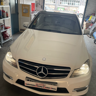 Mercedes c220 stage 1 tune