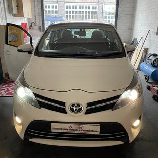 Toyota DPF CLEAN