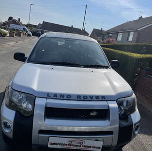 Land rover freelander CUSTOM ECU TUNE STAGE 1