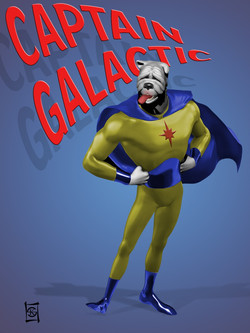 Captain Galactic