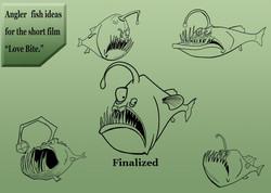 angler fish concepts