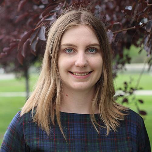 Julia MacGregor, BC (Applied) Public Relations – Communications Specialist