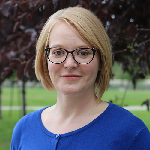 Alicia Polachek, MA - Co-Lead and Program Manager