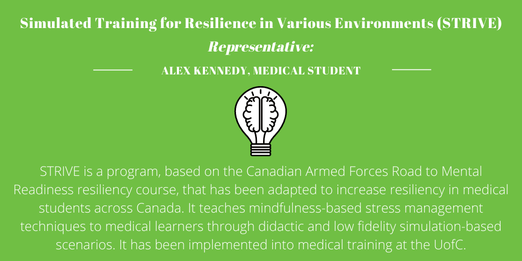 Simulated Training for Resilience in Various Environments (STRIVE)