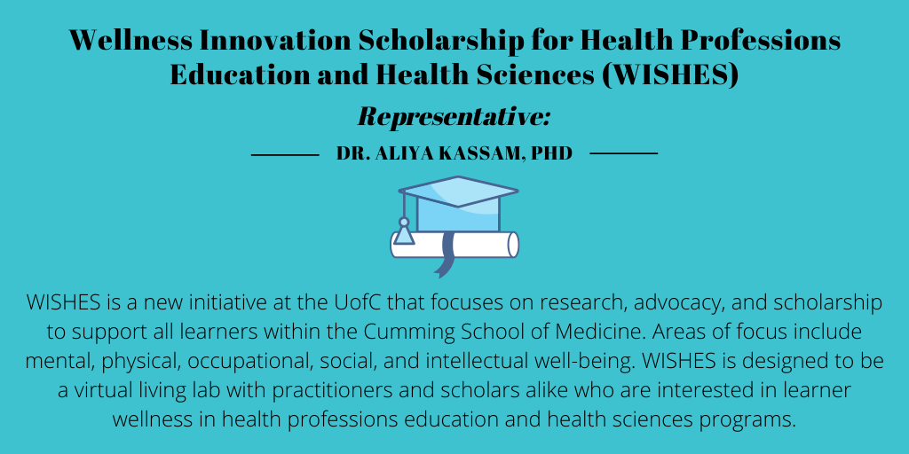 Wellness Innovation Scholarship for Health Professions Education and Health Sciences (WISHES)