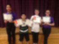 Awards at NIA