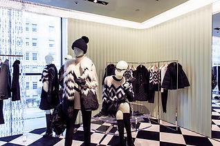 Prada Holt Renfrew Montreal Ready-to-wear store