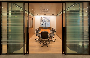 Hedge Fund Torus Office Meeting Room