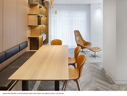 Pied-à-terre Yorkville condominium residential design - Toronto, Ontario, Canada