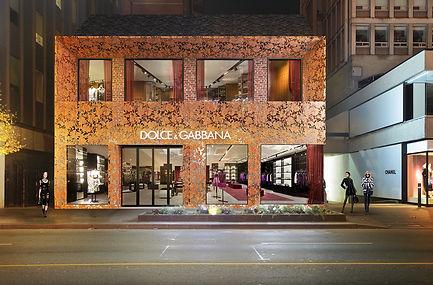 Dolce & Gabbana Facade Proposal
