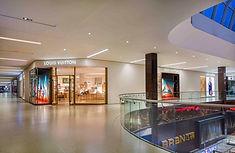 Louis Vuitton Storefront in West Edmonton Mall