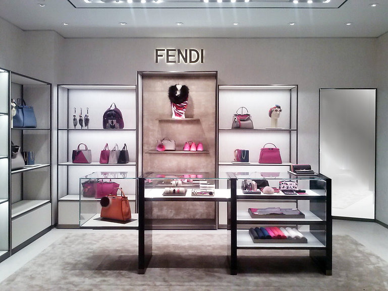 Fendi Holt Renfrew Bloor Street