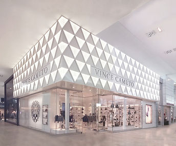 Vince Camuto Yorkdale Facade