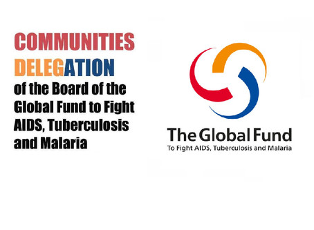 Call for Membership to the Communities Delegation to the Board of The Global Fund