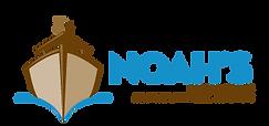 Noahs Animal Hospital - Blue-Caring Hand